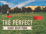 Titan Pong – Giant Beer Pong Game